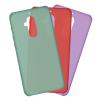 Capac protectie spate slim semitransparent colorat X4 Soul Infinity