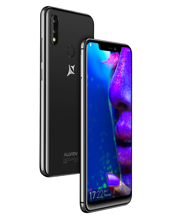Allview Soul X5 – Artificial intelligence truly understands you!